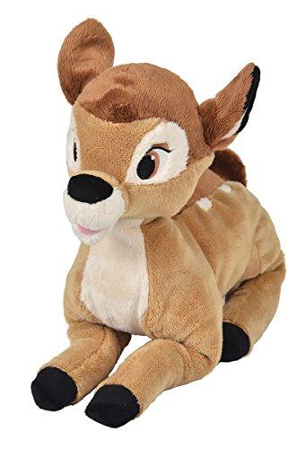 Grandi Giochi GG01081 - Peluche Bambi 37 cm