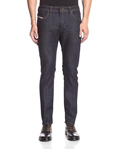 Diesel Men's Thavar Skinny Straight Leg Jean