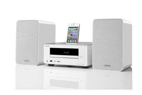 Onkyo CS-245DAB CD Hi-Fi Mini System - White