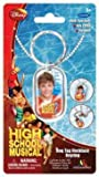 High School Musical Troy Dog Tag Keyring & Necklace