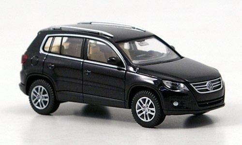 VW-Tiguan-schwarz-Modellauto-Wiking-187