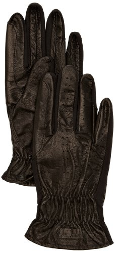 SSG Leather Pro Show Gloves 6 Black