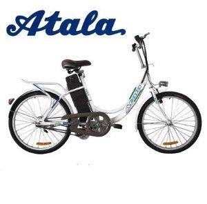 100111 bici bicicletta elettrica atala basic enjoy for Bici elettrica assistita