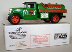 1931 Sterling Tanker Truck Bank - Muskegan Gas & Oil Co.