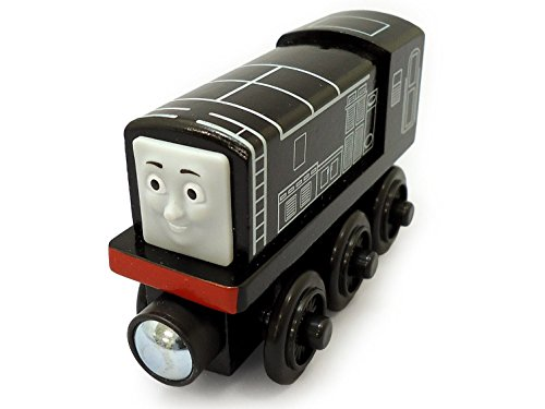 Fisher-Price Thomas the Train Wooden Railway Diesel