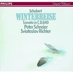 Schubert: Winterreise/Piano Sonata in C, D840 (2 CDs)