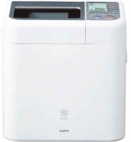SANYOライスブレッドクッカー Gopan プレミアムホワイト SPM-RB1000(W)