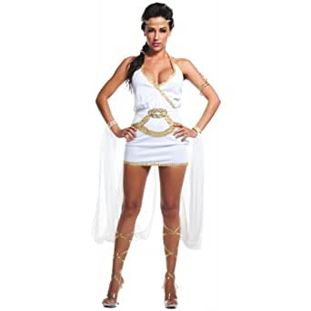 Aphrodite, Womens Adult Costume