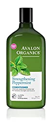 Avalon Organics Peppermint Revitalizing Conditioner, 325ml