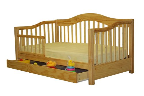 Black Friday Dream On Me Toddler Day Bed Natural Cheap
