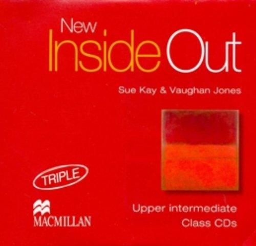 New inside out upper-intermediate (3 cd's): Class Audio CD