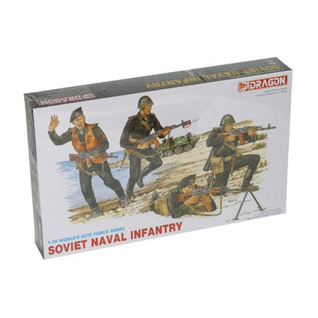 1/35 Soviet Naval Infantry DML3005 - 1
