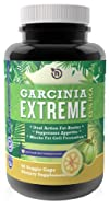 NutriGood Labs 100% Pure Garcinia Cambogia Extract, 1,300 mg Per Serving, 90 Rapid Dissolving…