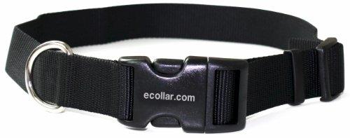 Educator Nylon Quick Snap Collar, 1-Inch, Black