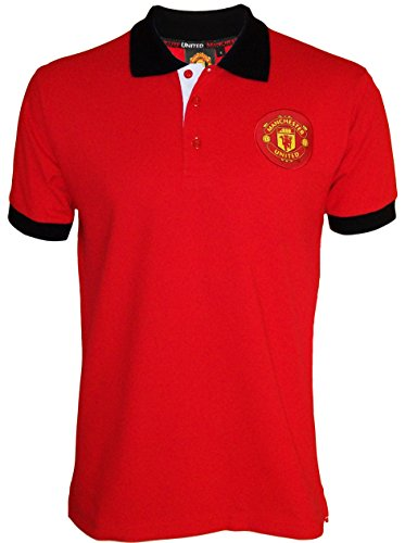 polo-manchester-united-collection-officielle-taille-adulte-homme-l-divers