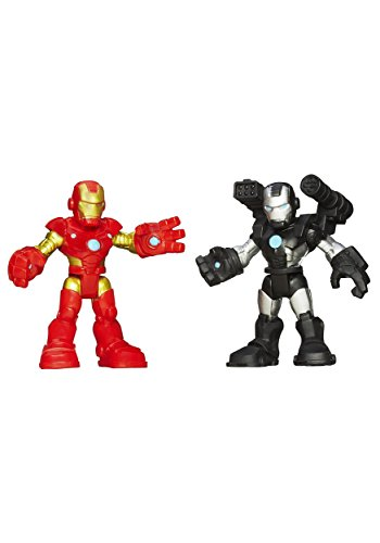 Super Hero Adventure Iron Man & War Machine - 1