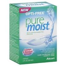 Opti-free Pure Moist Solution 2 Oz