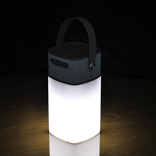 Led lamp with bluetooth speaker portable outdoor speaker water ulive led lamp with bluetooth speaker portable outdoor speaker water resistant ipx4 enhanced bass dimmable outdoor light mozeypictures Gallery