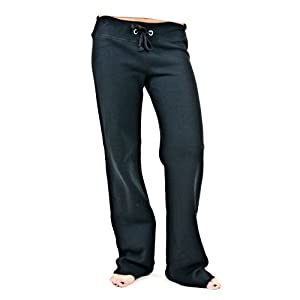 Soffe Juniors Rugby Fleece Pant, Black, Small