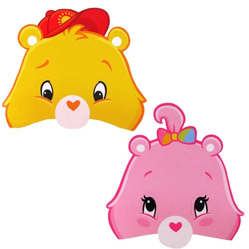 Care Bears Happy Day Child Masks