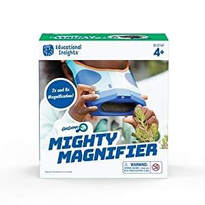 Educational Insights GeoSafari Jr. Mighty Magnifier