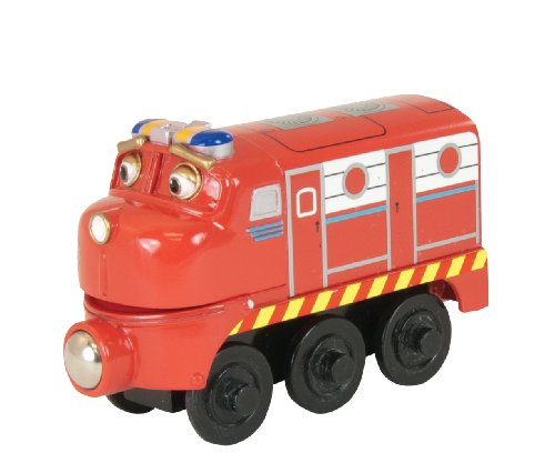 Chuggington Wooden Railway Patrol Wilson Set - 1