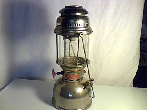 original Vintage Aida Express german 1500 Record 500CP Kerosene lamp Lantern