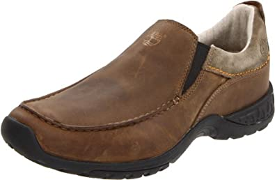 6折 2012款天伯伦男鞋Timberland Men's Earthkeepers Cabin Cruiser Loafer$68.72