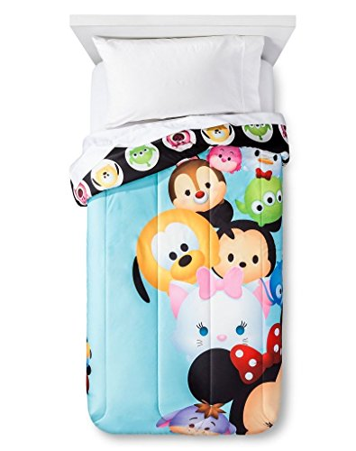 Disney Tsum Tsum Twin Comforter & Sheets