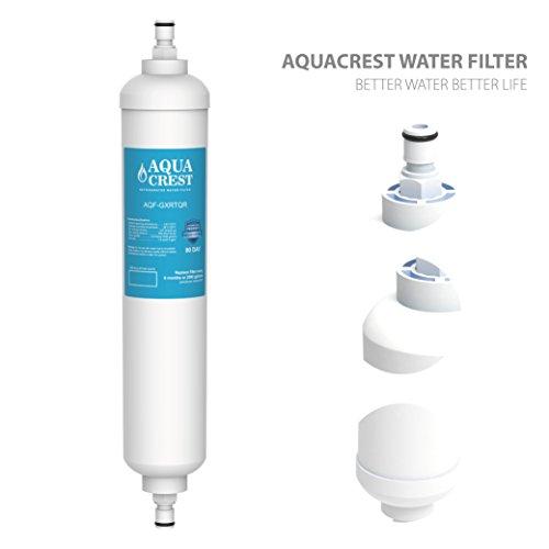 3 pack aquacrest ge gxrtqr gxrtdr samsung da29 10105j water filter replacement hardware. Black Bedroom Furniture Sets. Home Design Ideas