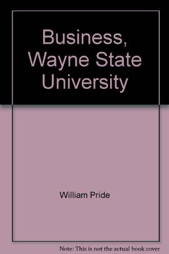 Business, Wayne State University
