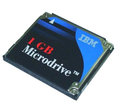 Carte mémoire microdrive 1 Go