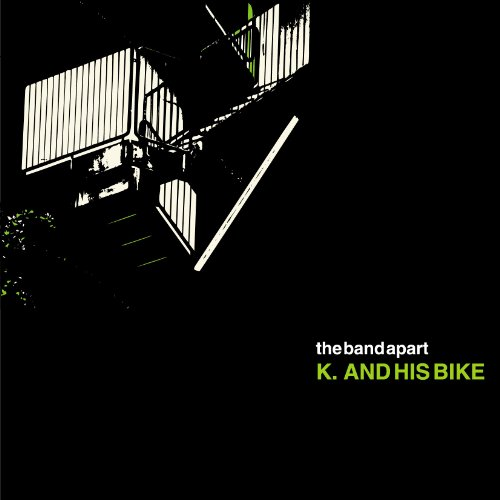 K. AND HIS BIKE the band apart asian gothic label
