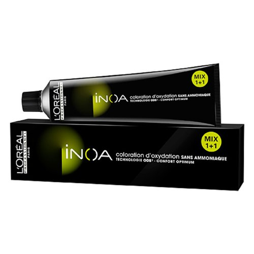 L'Oreal Professionnel Color 0000012653 Tinta Capelli, senza Ammoniaca, Inoa 6.11 - 60 ml