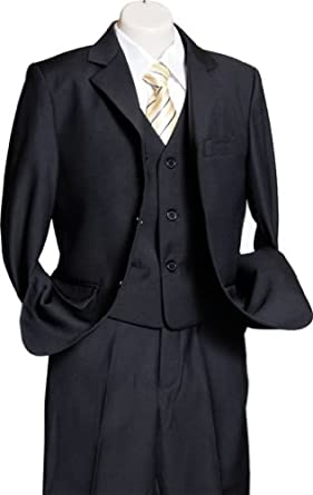 dark blue armani dress suits