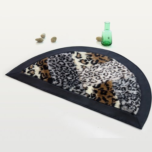 Onitiva - [Natural Beauty] Patchwork Rugs (27.6 by 15.7 inches)
