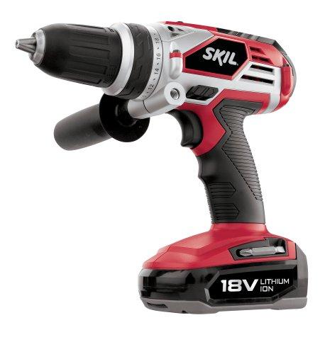 Skil 2895LI-04 18-Volt 1/2-Inch Drill/Driver Kit