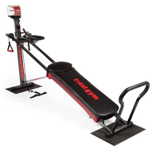Find out what I think of this effort from Total gym in my Total Gym Club review below. My Review of the Total Gym Club. As per the Total Gym XLS, the Club is relatively expensive for what it is, however it does come in at a somewhat more affordable price at around $