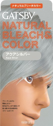 mandom-gatsby-natural-bleach-color-aqua-silver-by-mandom