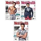 [韓国雑誌]Men`s Health 2012年3月号(2PM: テギョン)