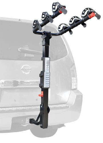 Allen Sports Premier Hitch Mounted 3-Bike Carrier front-737859