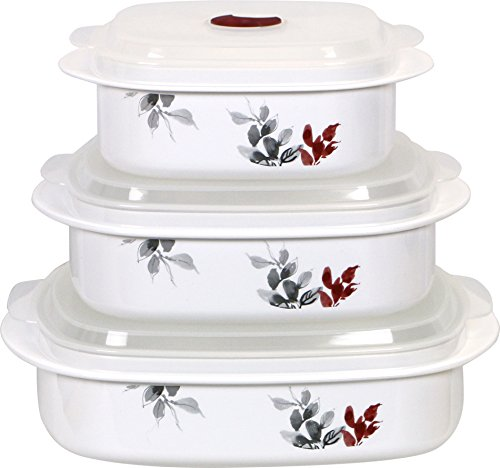 corelle-coordinates-kyoto-leaf-microwave-cookware-and-storage-set-grey-cabernet