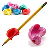 The Pencil Grip Crossover Grip Ergonomic Writing Aid, 6 Count Metallic Colors (TPG-17706)