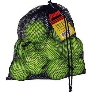 Penn Pressureless Tennis Balls (12 Balls in Mesh Carrying Bag)
