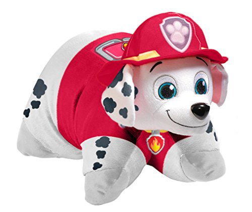 mookie-18-paw-patrol-di-peluche-marshall-colore-rosso