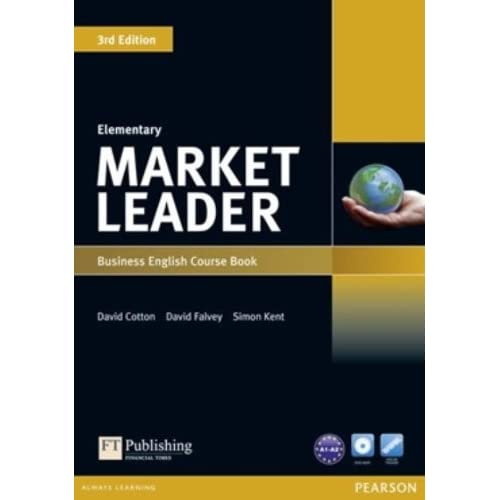 "David Cotton, ""Market Leader: Elementary: Business English Course Book & Practice File"" + Audio CD"
