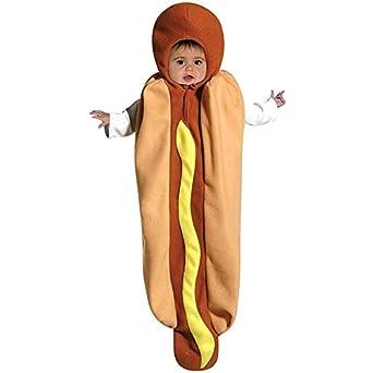 Rasta Imposta Hot Dog Bunting, Multi, 3-9 Months