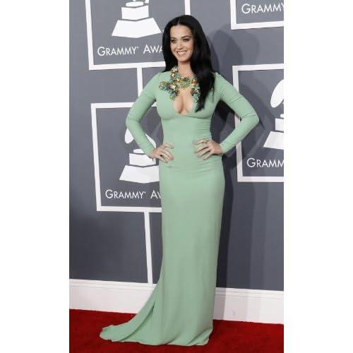 Amazon.com: Katy Perry Poster at the 2013 Grammy Awards Full Body Shot