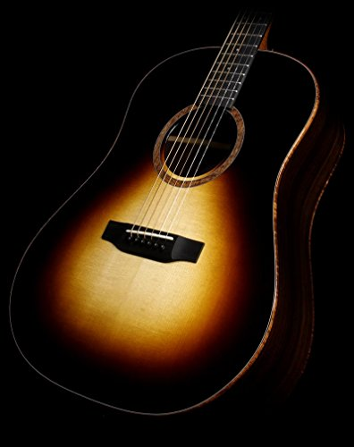 Bedell Coffee House Dreadnought Acoustic/Electric Guitar Espresso Sunburst