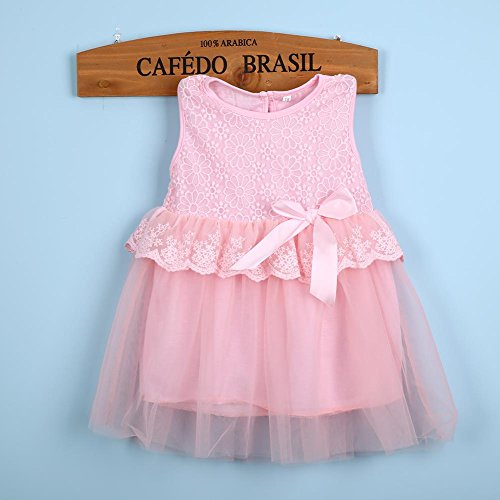 fa3e69995a0b Itaar Baby Girl s Princess Dress Lace Bud Spinning Jumper Skirt ...